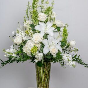 Beautiful Sentiments in white